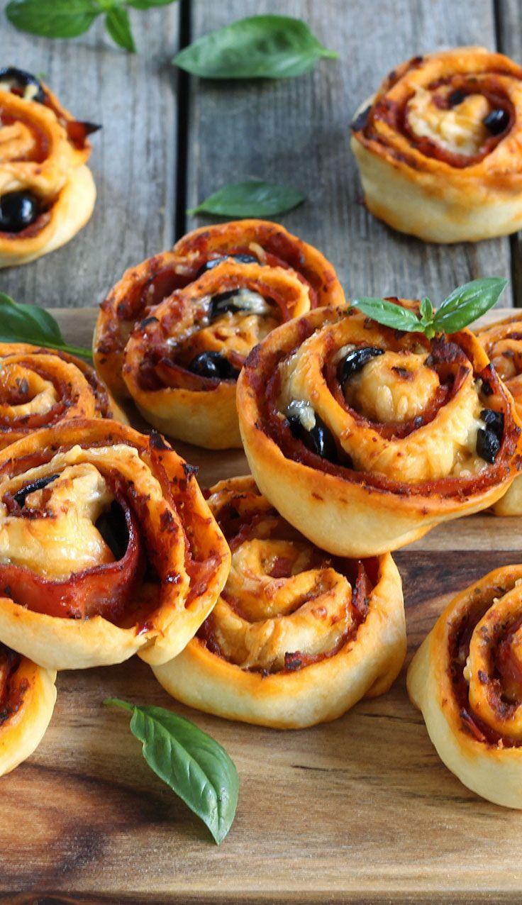 750 Grammes Recettes De Cuisine Meilleur De Image Pizza Rolls Au Pesto Rustico tomates Séchées Recette