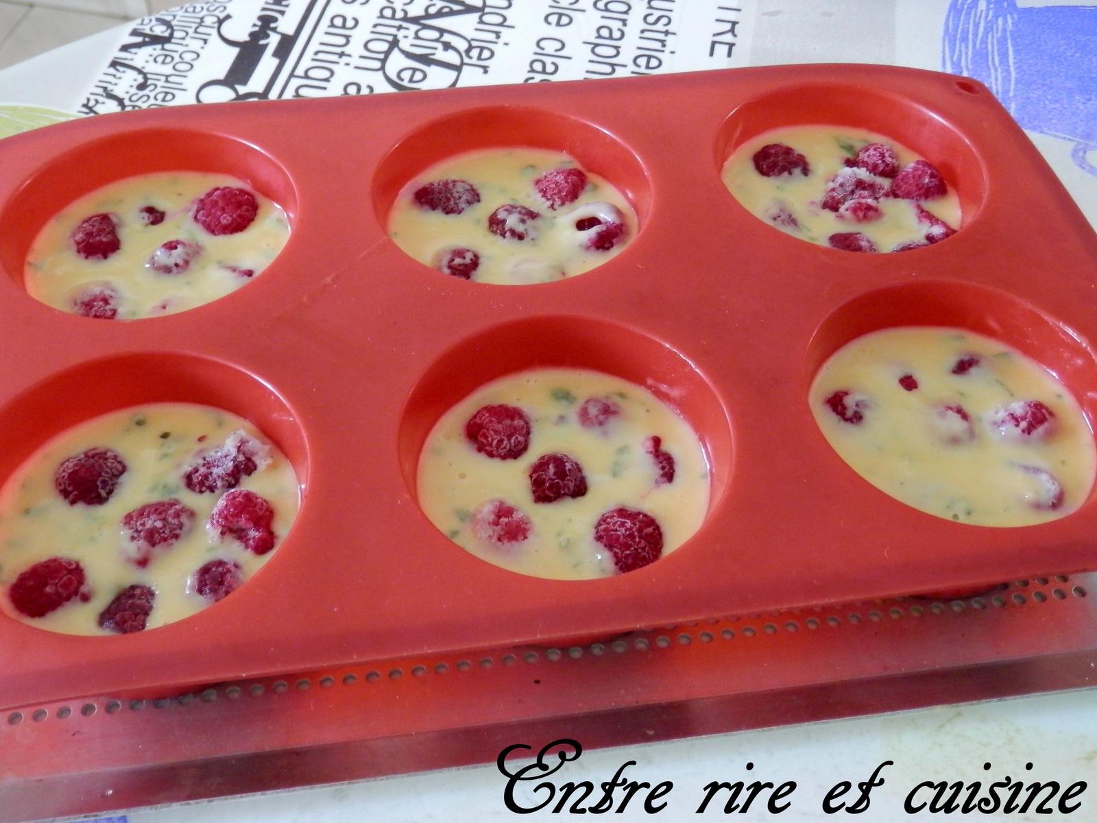 """750 Grammes Recettes De Cuisine Unique Images Muffins Menthe Framboises Pour """"recettes Autour D Un Ingré Nt"""
