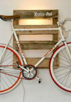 Abri Velo En Palette Unique Photos Wall Bike Rack with Lock Garage