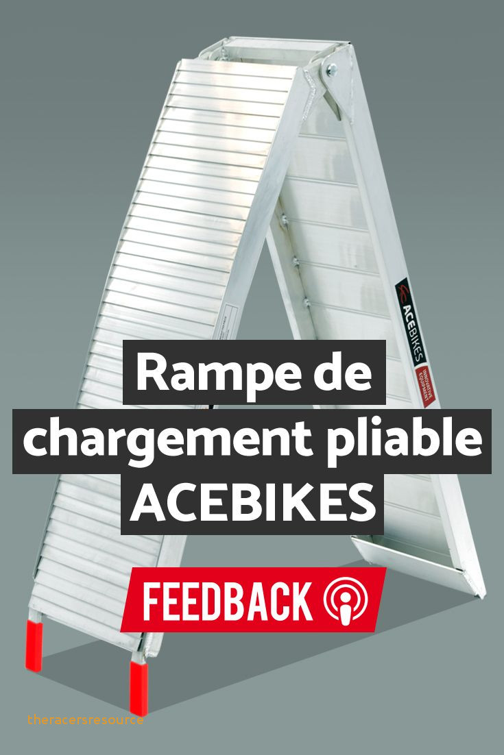 Abris Moto Pliable Élégant Collection Inspirant Rampe De Chargement Moto the Racer Resource