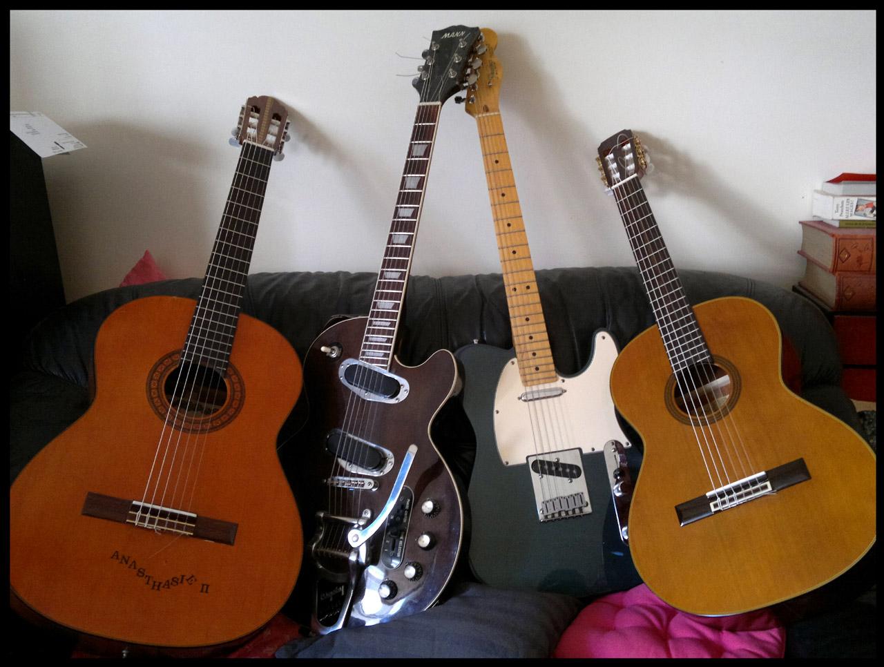Accrocher Sa Guitare Au Mur Beau Collection Loisirs topic De La Gratte Les Infos Pour Les Noobs Dans Le Premier