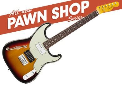 Accrocher Sa Guitare Au Mur Beau Collection Test Des Fender Pawn Shop 51 72 Et Mustang Les Fiancées De