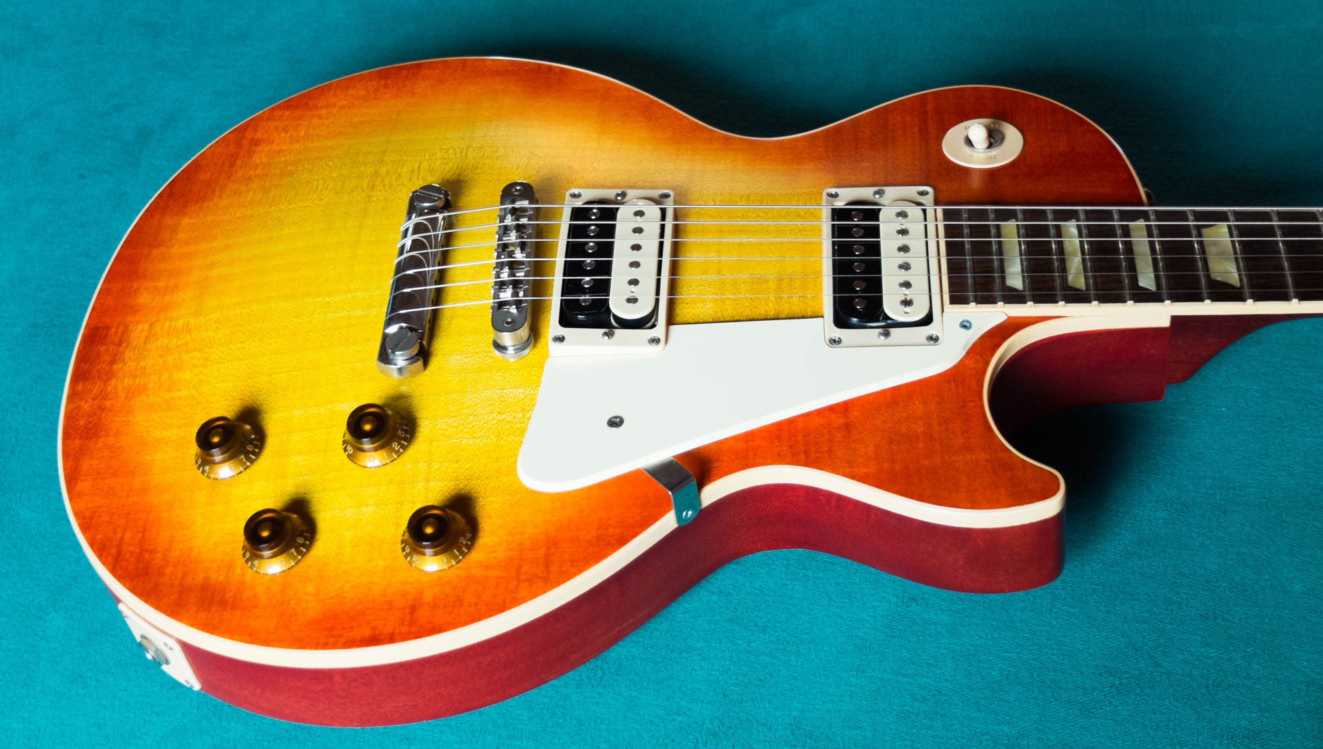 Accrocher Sa Guitare Au Mur Luxe Images Les Paul Standard Faded 60s Neck Gibson Audiofanzine