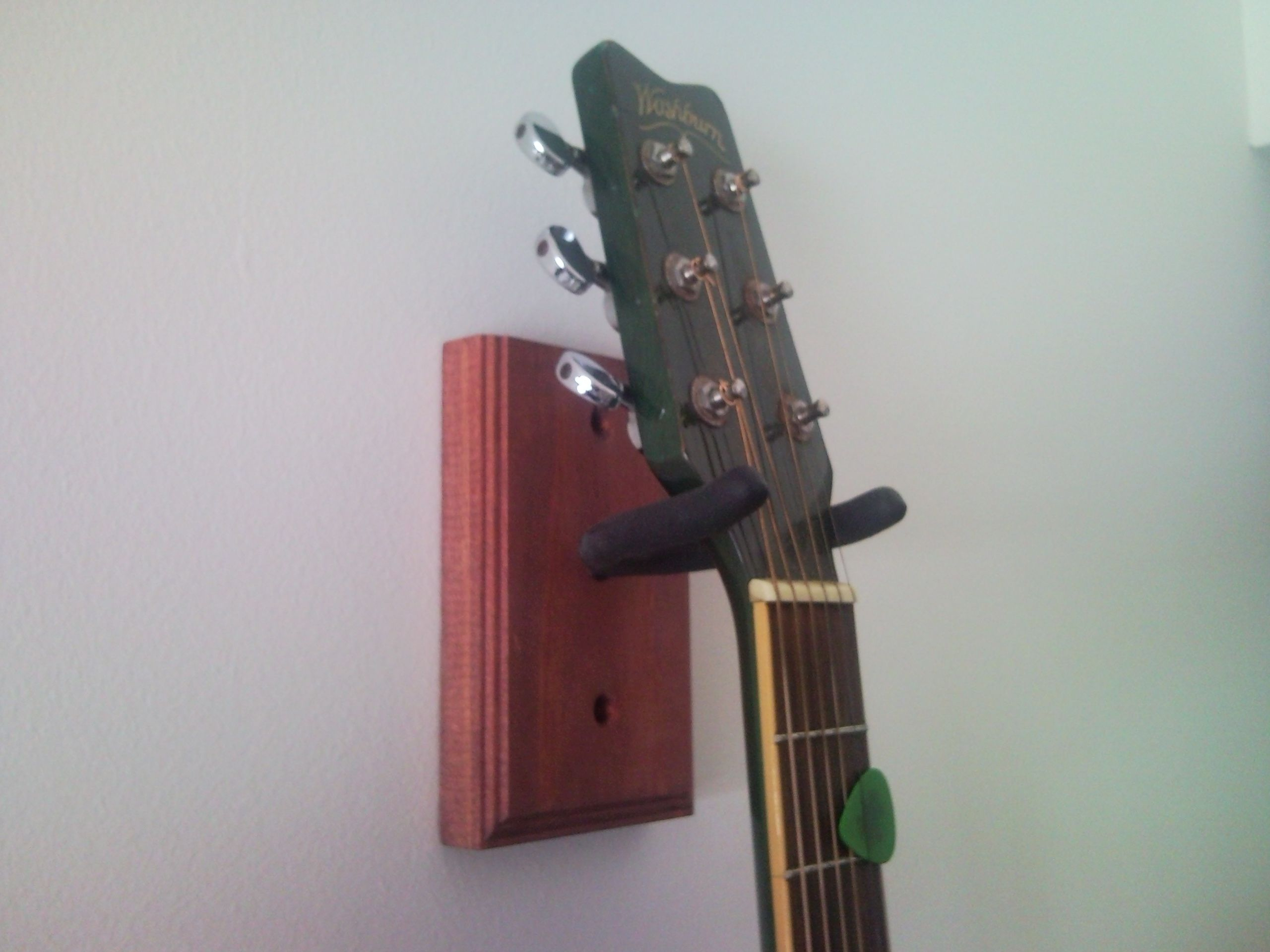 Accrocher Sa Guitare Au Mur Meilleur De Galerie Make Your Own Guitar Wall Mount