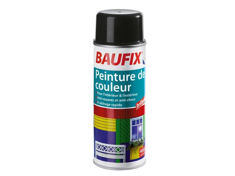 Acheter Peinture Baufix Élégant Stock Ophrey Couleur Peinture En Bombe Prél¨vement D échantillons