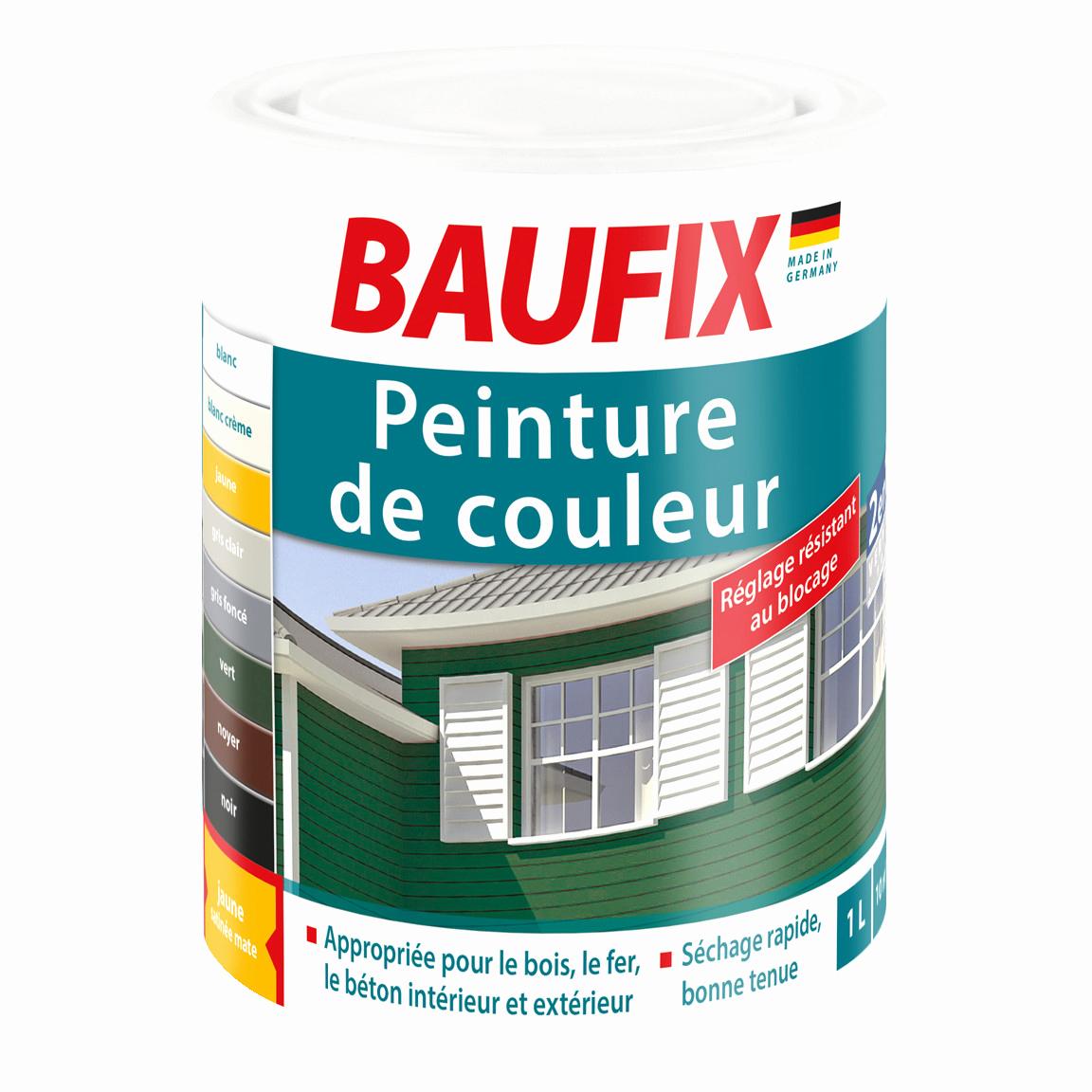 """Acheter Peinture Baufix Luxe Images Anti Mousse Terrasse Bois Beau Millborad """"grain Naturel"""" Lame De"""