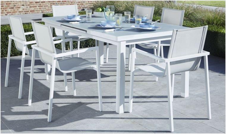 Alinea Fauteuil Jardin Meilleur De Stock Table Jardin Aluminium Effectivement Table Jardin Extensible Alu