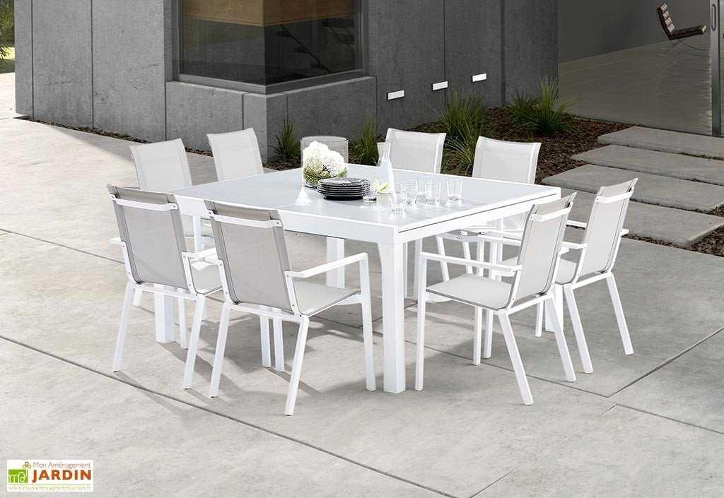 Alinea Fauteuil Jardin Unique Image 20 Incroyable Table Jardin Aluminium Concept Esw1h