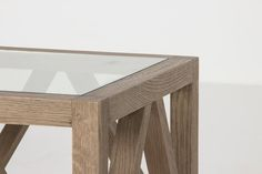 Amazon Table Pliante Impressionnant Photographie Amazon Flamant Carpenter Glass Coffee Table Weathered Natural