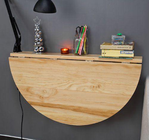 Amazon Table Pliante Impressionnant Photos Amazon sobuy Wood Wall Mounted Drop Leaf Table Balcony Table