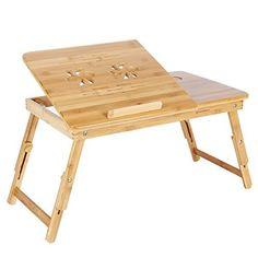 Amazon Table Pliante Luxe Photos Plateau De Lit Pour ordinateur Portable – Pliable Inclinable Avec