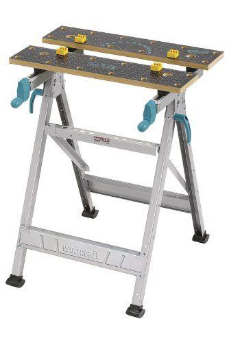 Amazon Table Pliante Nouveau Stock Wolfcraft Master 200 Etabli Et Table De Serrage Universel S