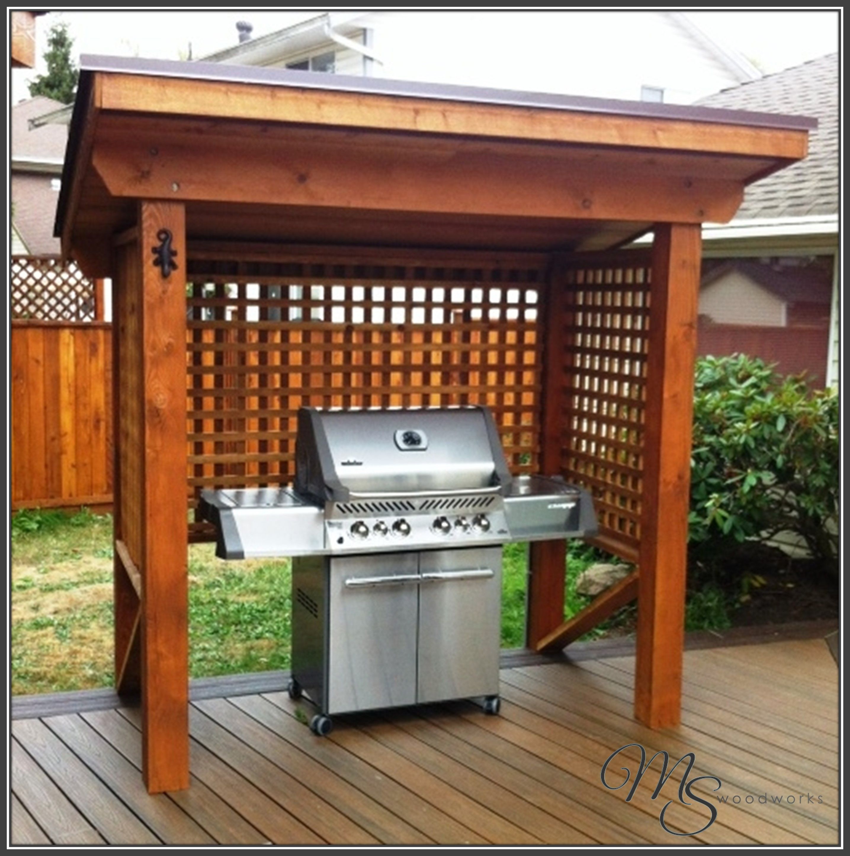 Amenagement Exterieur Coin Barbecue Impressionnant Collection Fire Up the Grill On A Rainy Day No Problem