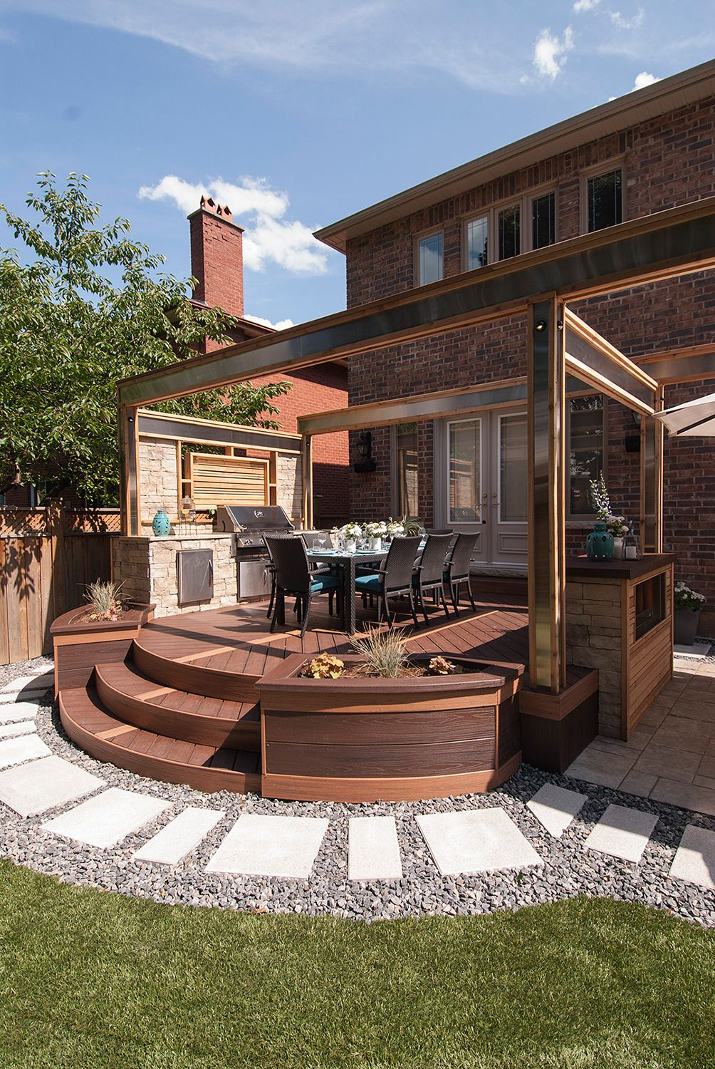 Amenagement Exterieur Coin Barbecue Impressionnant Photographie Check Out This Stunning Outdoor Bbq area Outdoor Bbqs