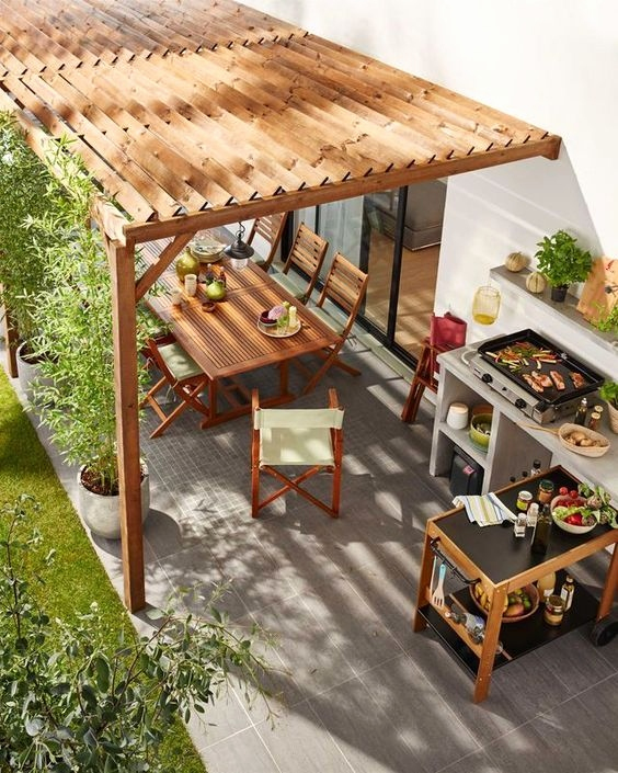 Amenagement Exterieur Coin Barbecue Inspirant Image 16 Fresh Collection Amenagement Exterieur Coin Barbecue