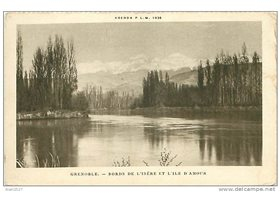 Angle Droit Grenoble Impressionnant Photos Cartes Postales Anciennes [38] is¨re Iles