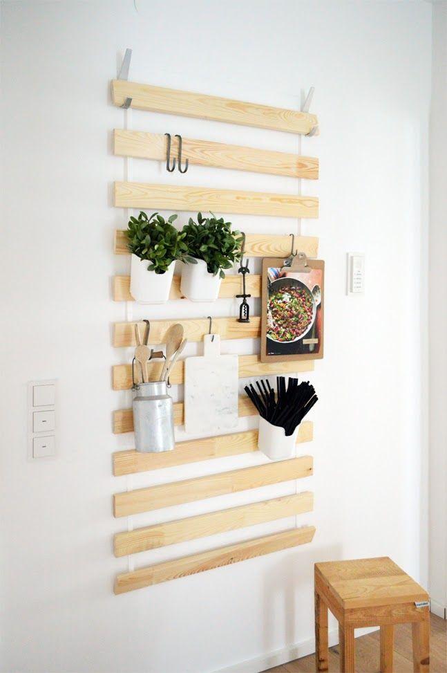 Armoire De Jardin En Bois Ikea Beau Collection Ikea Hack – Diy € Réaliser Avec De Vieilles Lattes De sommier Pour
