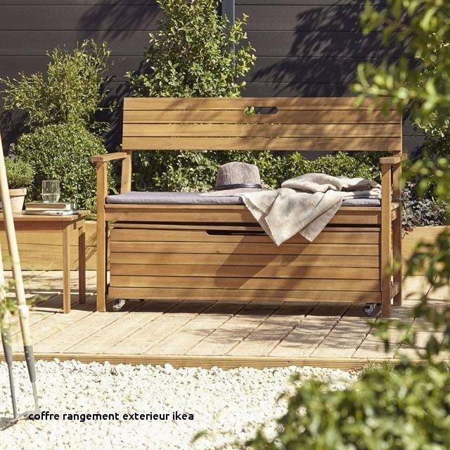 Armoire De Jardin En Bois Ikea Impressionnant Stock Armoire Jardin Frais Coffre Banc Exterieur Inspirant Banc Jardin