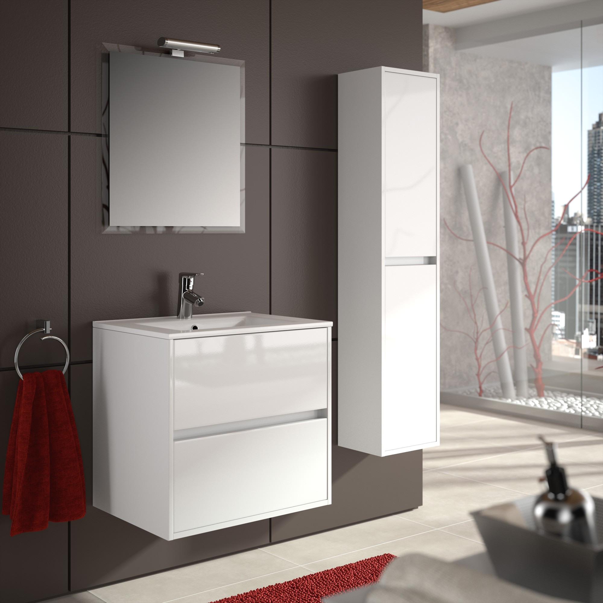 Armoire De toilette Miroir Castorama Beau Galerie Meuble Vasque Wc Beau Best Meuble Salle De Bain Castorama Colonne