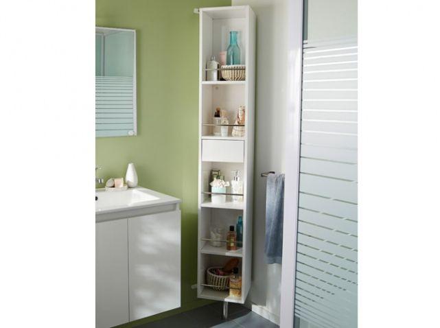 Armoire De toilette Miroir Castorama Élégant Stock Petit Meuble Salle De Bains Notre Sélection Elle Décoration
