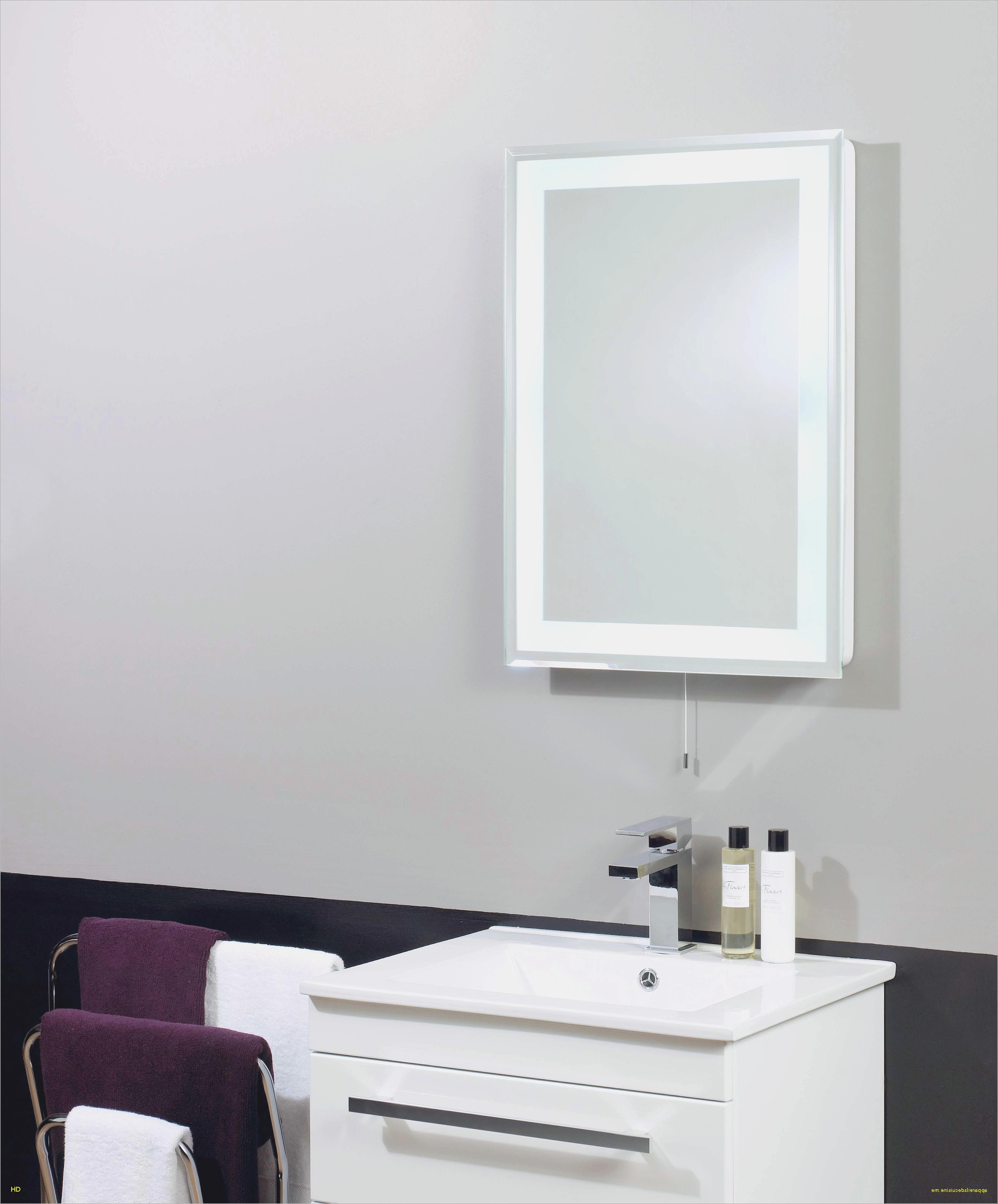 Armoire De toilette Miroir Castorama Frais Stock Meuble Miroir Salle De Bain Castorama Miroir Salle De Bain Led