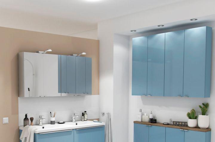Armoire De toilette Miroir Castorama Inspirant Image Choisir L éclairage Pour La Salle De Bains