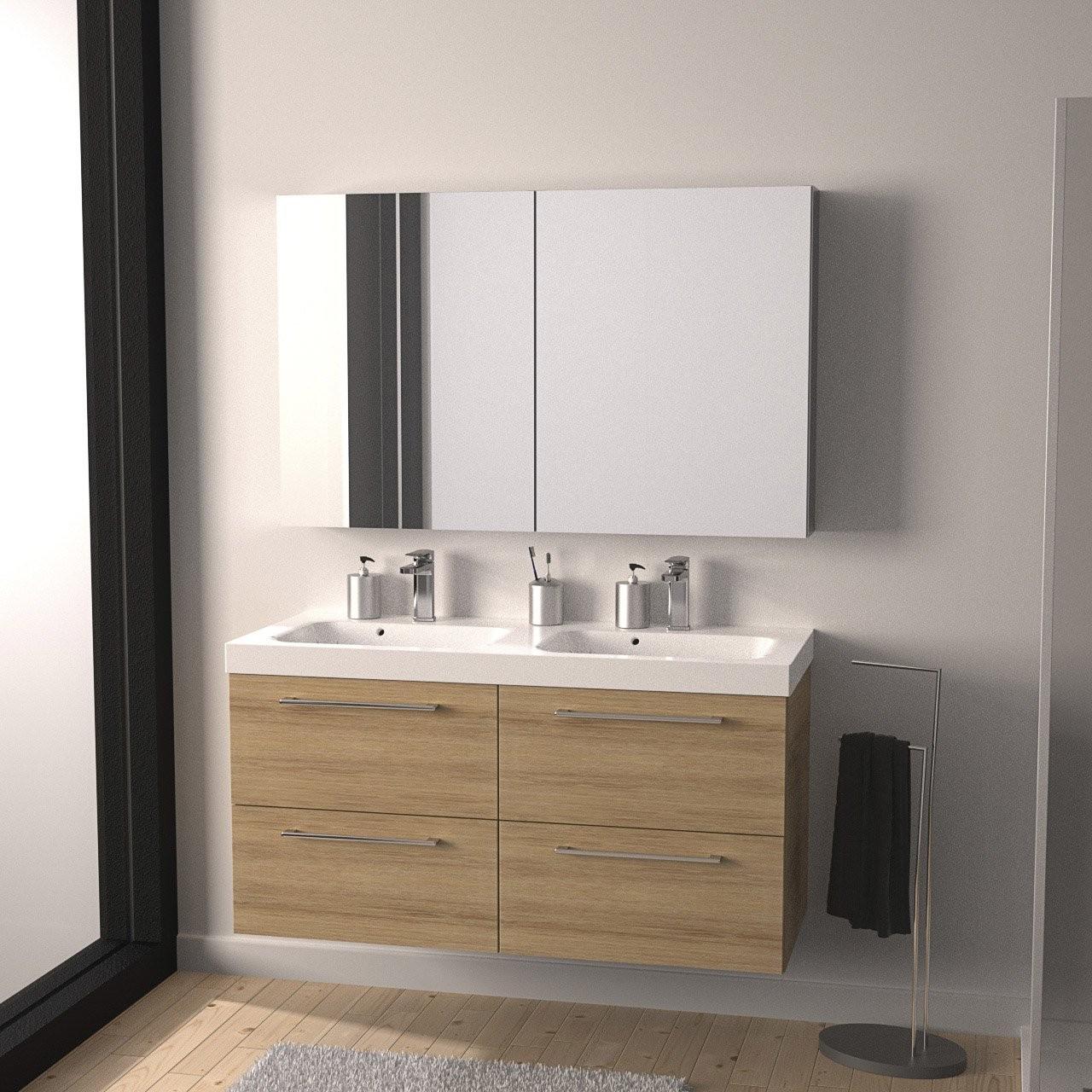 Armoire De toilette Miroir Leroy Merlin Unique Stock Indi Armoires De Salle De Bains