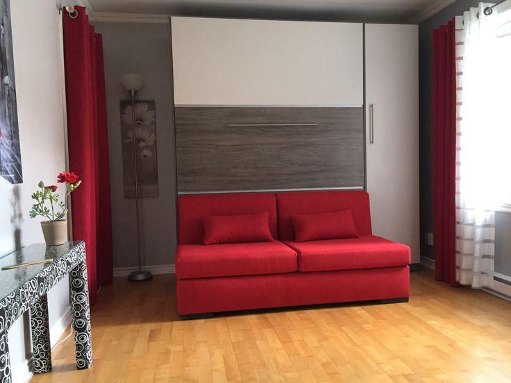 Armoire Lit sofa Impressionnant Stock 10 Meilleures Images Du Tableau Imural Lit Escamotable sofa De
