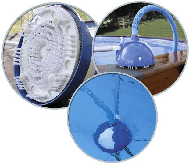Aspirateur Piscine Hors sol Frais Images Nettoyeur De Piscine Automatique Blue Wave Balayeuse Automatique