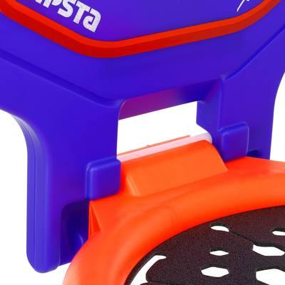 Baignoire Adulte Transportable Beau Galerie Panier De Basket Enfant Adulte the Hoop Playground Bleu orange
