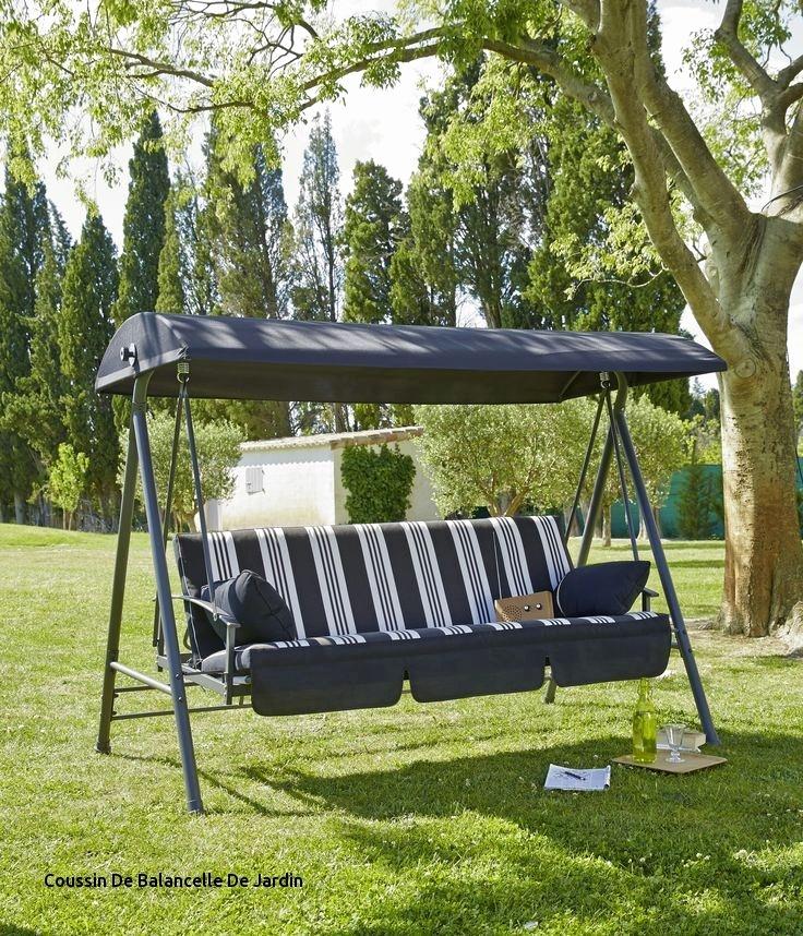 balancelle de jardin gifi l gant collection cr me de. Black Bedroom Furniture Sets. Home Design Ideas