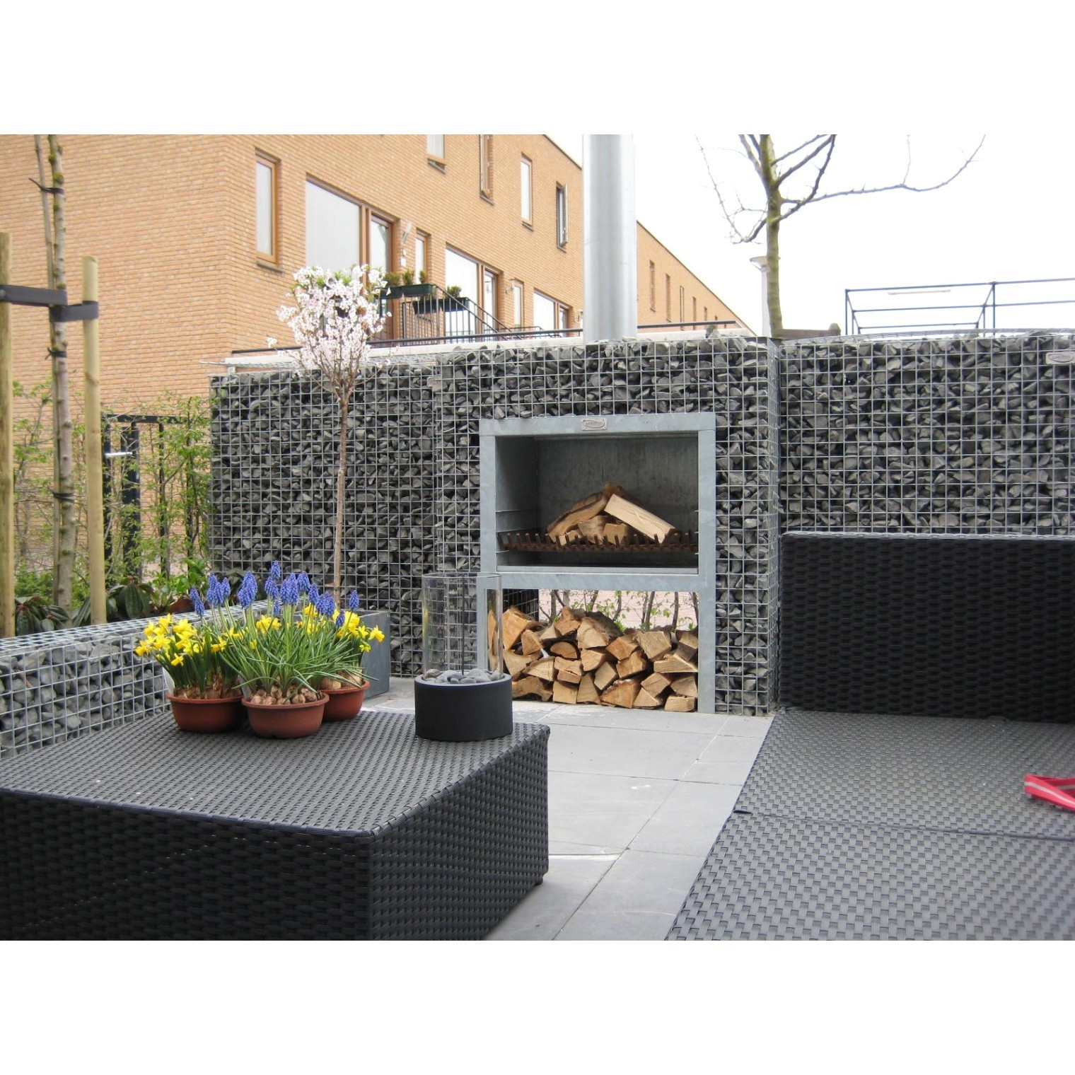 Banc De Jardin En Palette Nouveau Stock Terrasse De Jardin En Palette Avec Brillant Idee De Terrasse Cool