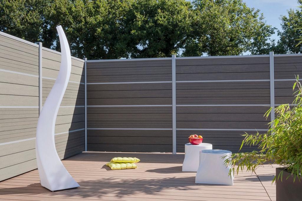 Barriere Jardin Castorama Impressionnant Image Cl´ture Jardin Désign