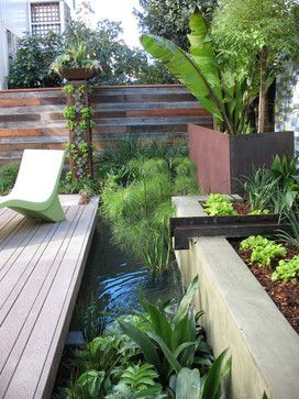 Bassin Jardin Moderne Beau Image Feature Friday Water In the Garden Pinterest