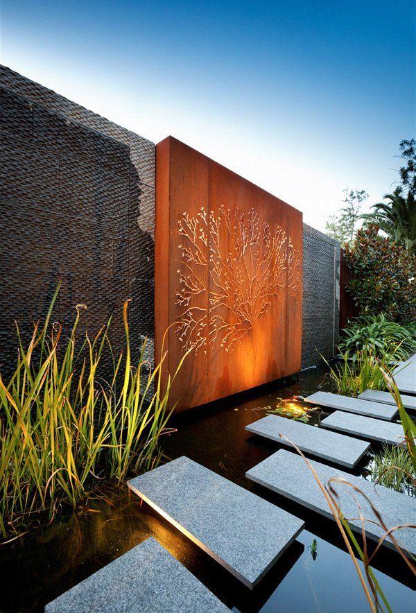 Bassin Jardin Moderne Inspirant Galerie Stunning Australian Home Showcasing Clean Lines