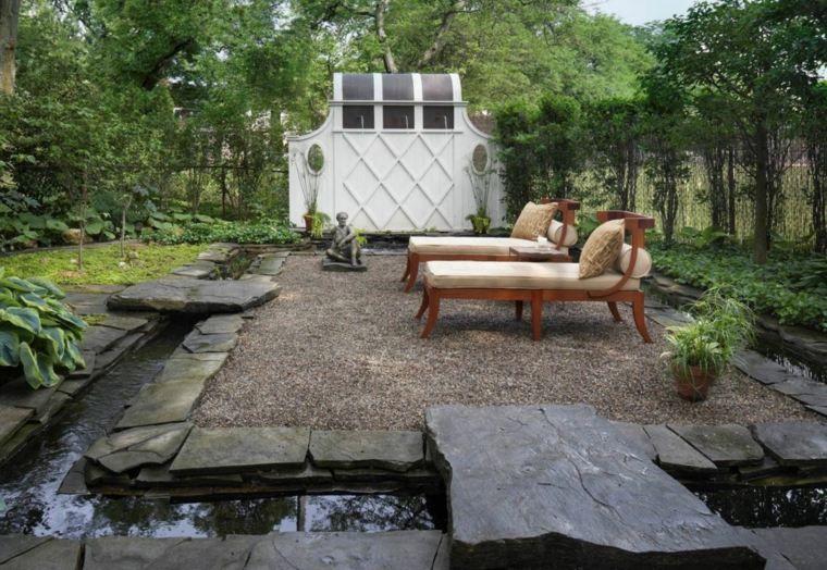 Bassin Jardin Moderne Unique Photographie Bassin D Eau Dans Le Jardin 85 Idées Pour S Inspirer