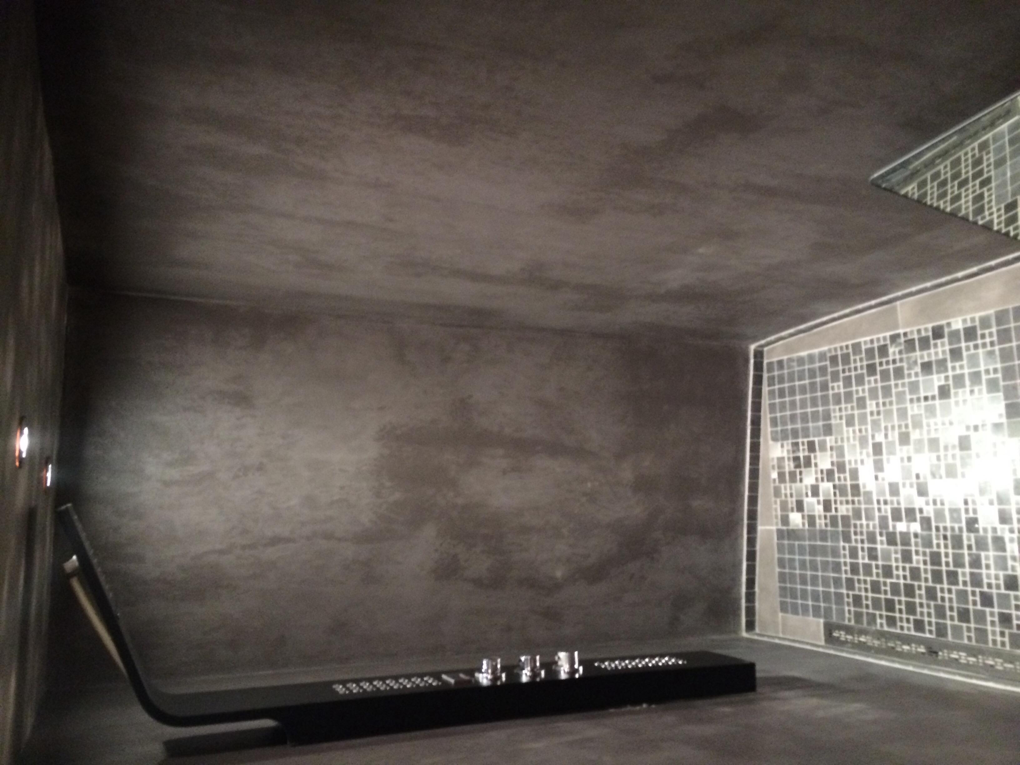 Béton Ciré Plan De Travail Cuisine Leroy Merlin Impressionnant Galerie sol Beton Cir Elegant Awesome Amazing Bton Cir sol Mur U Plafond