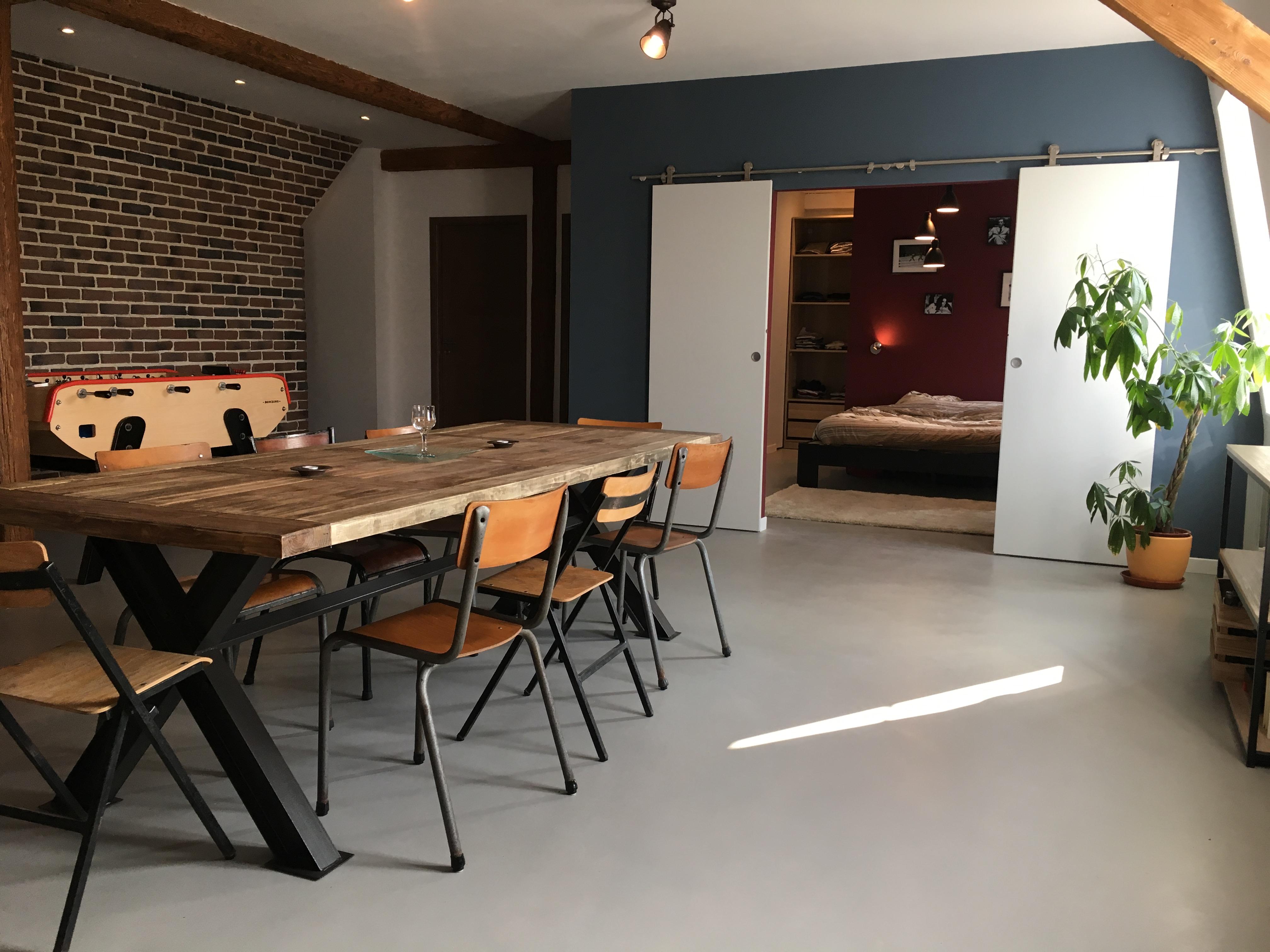 Béton Ciré Plan De Travail Cuisine Leroy Merlin Inspirant Galerie Couleur De Beton Cir 61 Avec Nos R Alisations De B ton Cir Mortier
