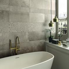 Beton Mineral Sur Carrelage Salle De Bain Beau Image 128 Best Carrelage Salle De Bains Images On Pinterest