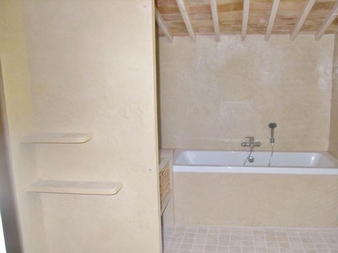 Beton Mineral Sur Carrelage Salle De Bain Beau Photos Enduit Ciment Extrieur Interesting Enduit Ciment Blanc Exterieur