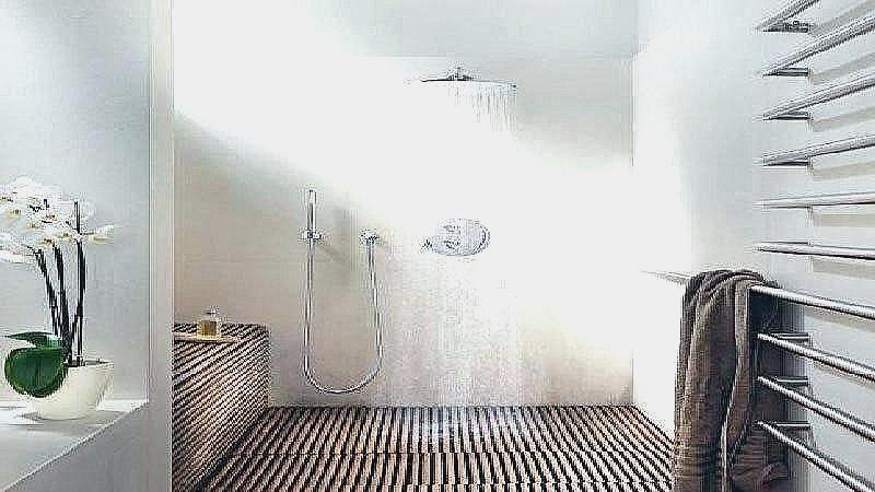 beton mineral sur carrelage salle de bain beau image 128. Black Bedroom Furniture Sets. Home Design Ideas