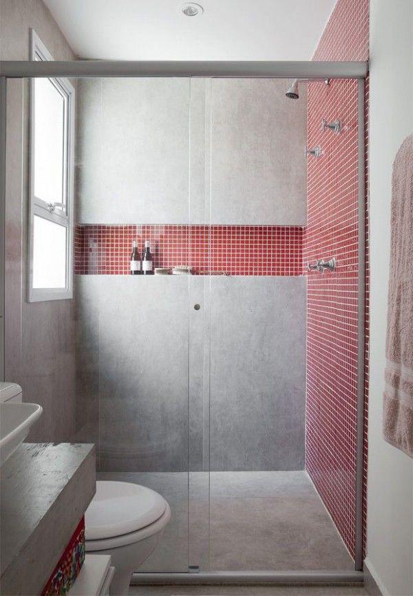 Beton Mineral Sur Carrelage Salle De Bain Élégant Galerie Petite Salle De Bain 34 Photos Idées & Inspirations