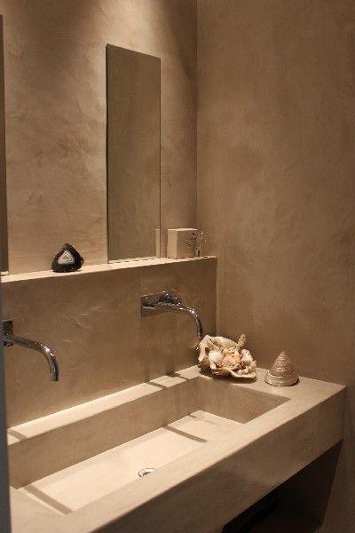Beton Mineral Sur Carrelage Salle De Bain Frais Galerie Tueur Beton Ciré Salle De Bain – Designdmasion