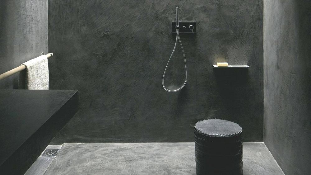 Beton Mineral Sur Carrelage Salle De Bain Inspirant Collection Les 21 Inspirant Enduit Beton Salle De Bain S