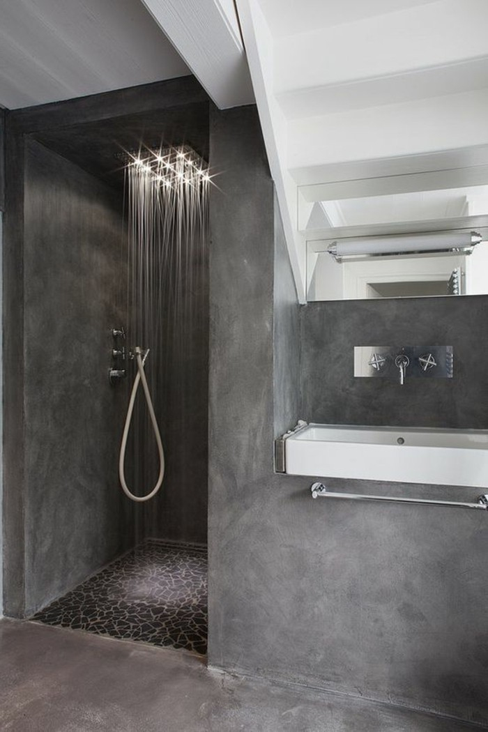 Beton Mineral Sur Carrelage Salle De Bain Luxe Images Beton Mineral Castorama Awesome A with Cire Beton Castorama with