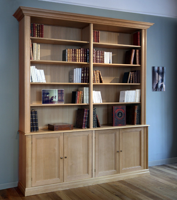 Bibliotheque Chene Massif Occasion Beau Photos Meuble Biblioth¨que