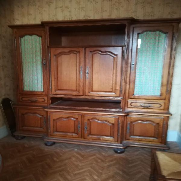 Bibliotheque Chene Massif Occasion Frais Collection Beau Buffet Ancien [offres Ao T]