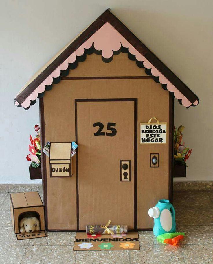 Boite A Chapeau Casa Élégant Image Les 13 Meilleures Images Du Tableau Casas De Carton Sur Pinterest