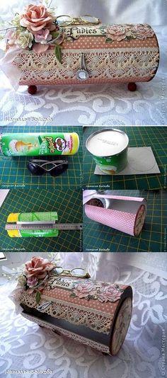 Boite A Chapeau Casa Frais Photos Decoraci³n Low Cost Vamos A Elaborar Una Maleta De Cart³n