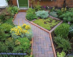 Bordure Jardin Moderne Impressionnant Images 8 Bordures Pratiques Et Charmantes Pinterest